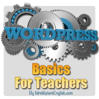 WordPress Basics for Teachers