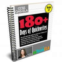 180+ Days of Quickwriting