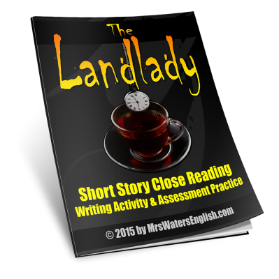 The Landlady Close Reading Assessment and Writing Project