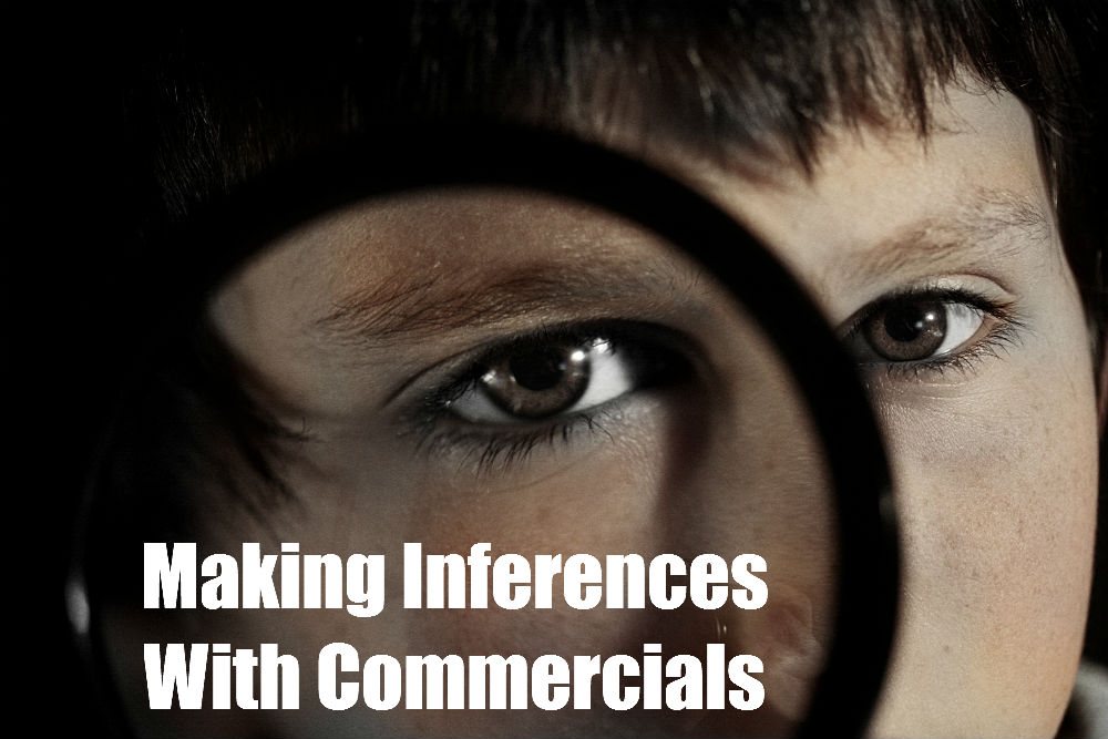 Making Inferences with Commercials