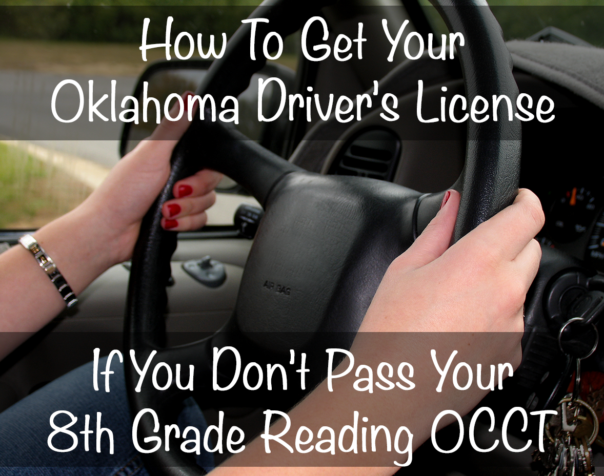 How to get your Oklahoma Driver's License