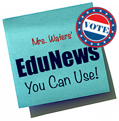 Education News: Vote!