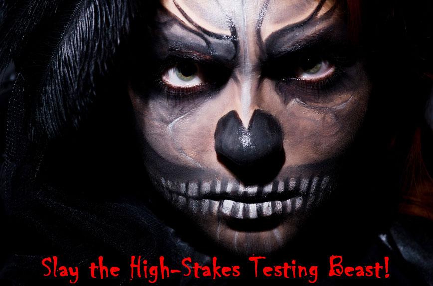 Slay the Testing Beast