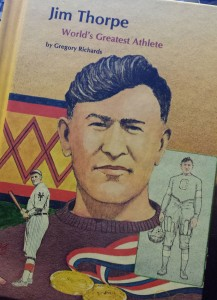 Jim Thorpe Book