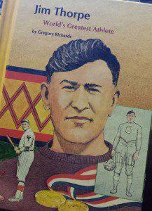 Jim Thorpe Book