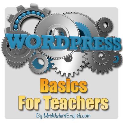 Special Report: WordPress Basics For Teachers