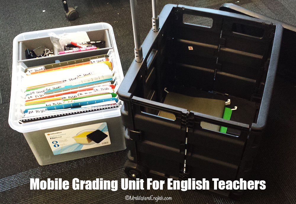 English Teacher: Mobile Grading Unit