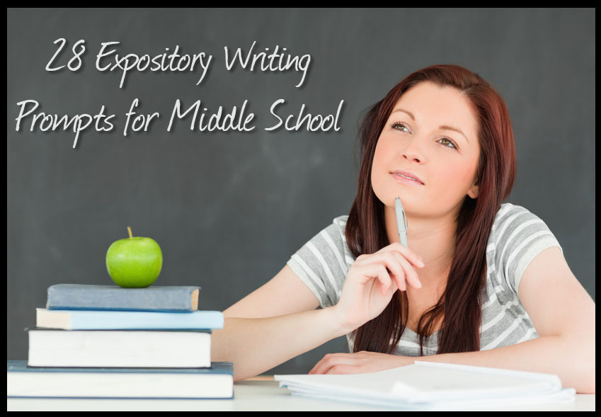teaching expository writing middle school