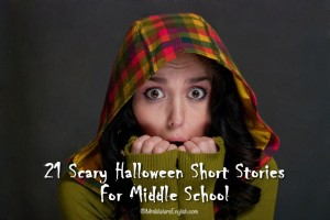 Scary Halloween Short Stories