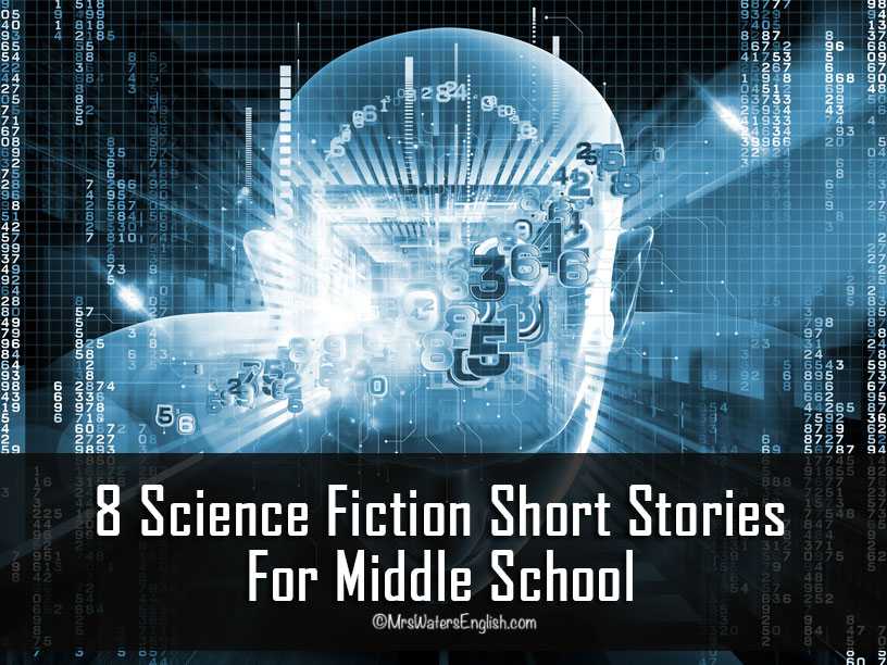 It is a photo of Printable Short Stories for Middle School in class 9
