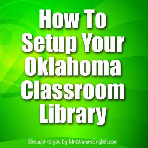 Build An Oklahoma Classroom Library