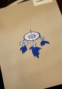 Dream Catcher Folder
