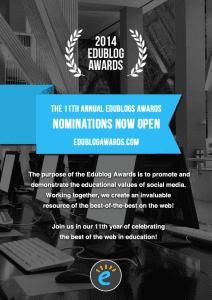 eddie14 nominations