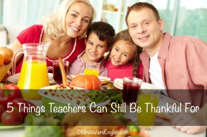 Teachers Thanksgiving