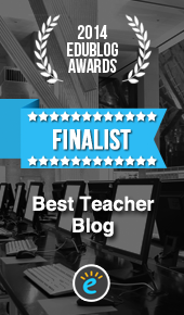 Edublogs Award