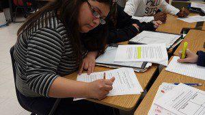 Student Essay Organizer