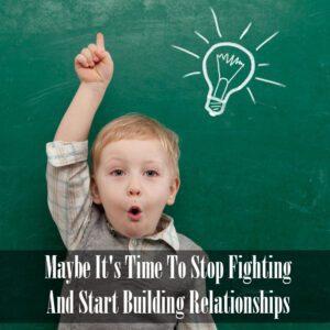 Building Relationships With Our Legislators
