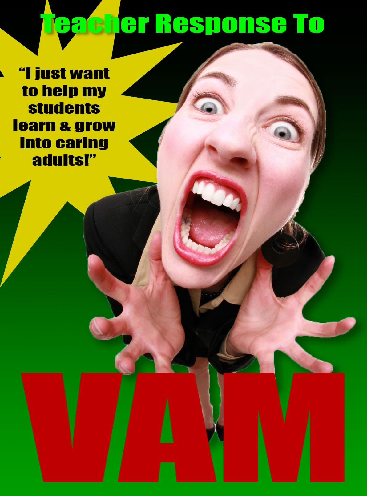 Teacher Response to VAM
