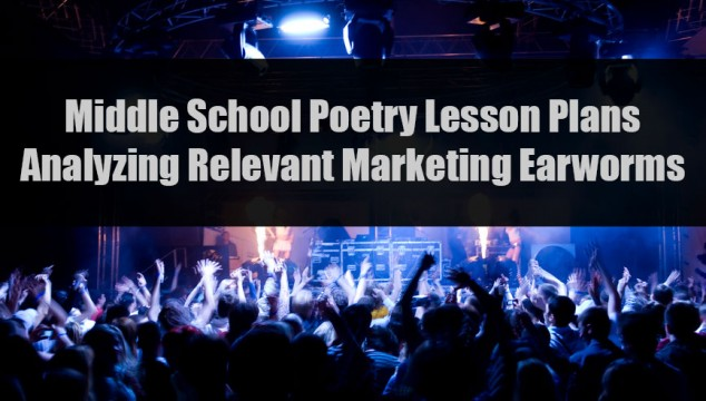 Middle school Poetry Lesson Plans