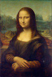 Mona Lisa Public Domain Image