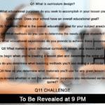 And Tonight's #OklaEd Topic Is… Curriculum Design!