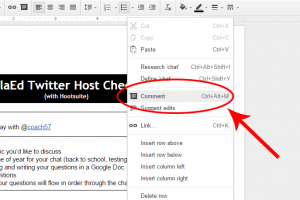 How To Host A Twitter Chat Checklist