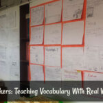 Word Hackers: Teaching Vocabulary With Real World Texts
