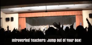 Introverted Teachers