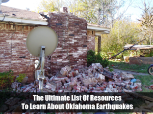 2011 Oklahoma earthquake damage