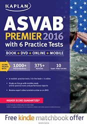 Kaplan ASVAB Study Guide