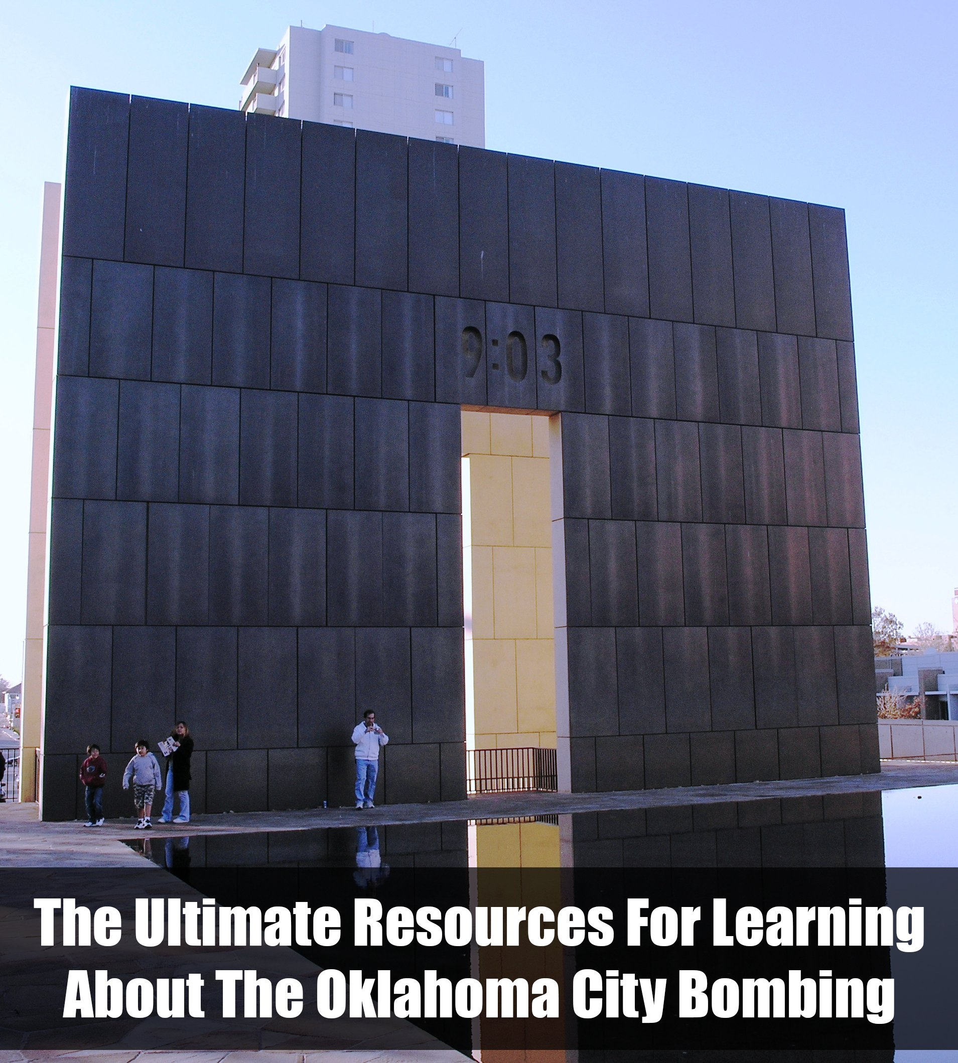 essay about the oklahoma city bombing