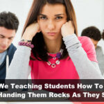 Are We Teaching Students How To Swim Or Handing Them Rocks As They Sink?