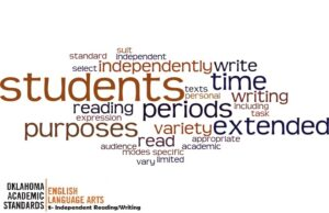 ELAOK std8 ind reading writing