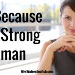 #FierceWomenOfOklaEd: Just Because I'm A Strong Woman
