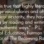 Authentic Literacy Instruction