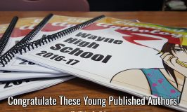 Please Congratulate My Published Authors!