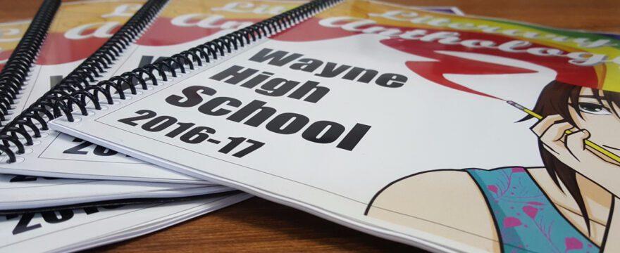 Wayne High School Literary Anthology