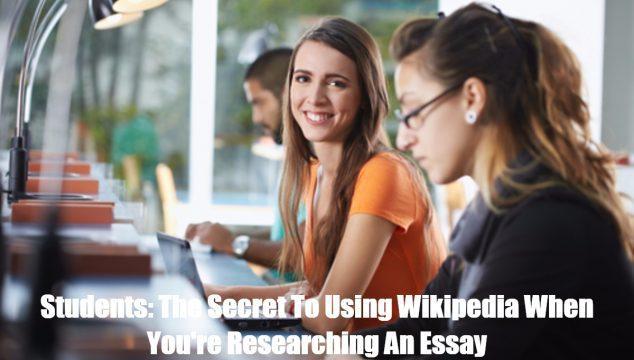 Wikipedia Secrets