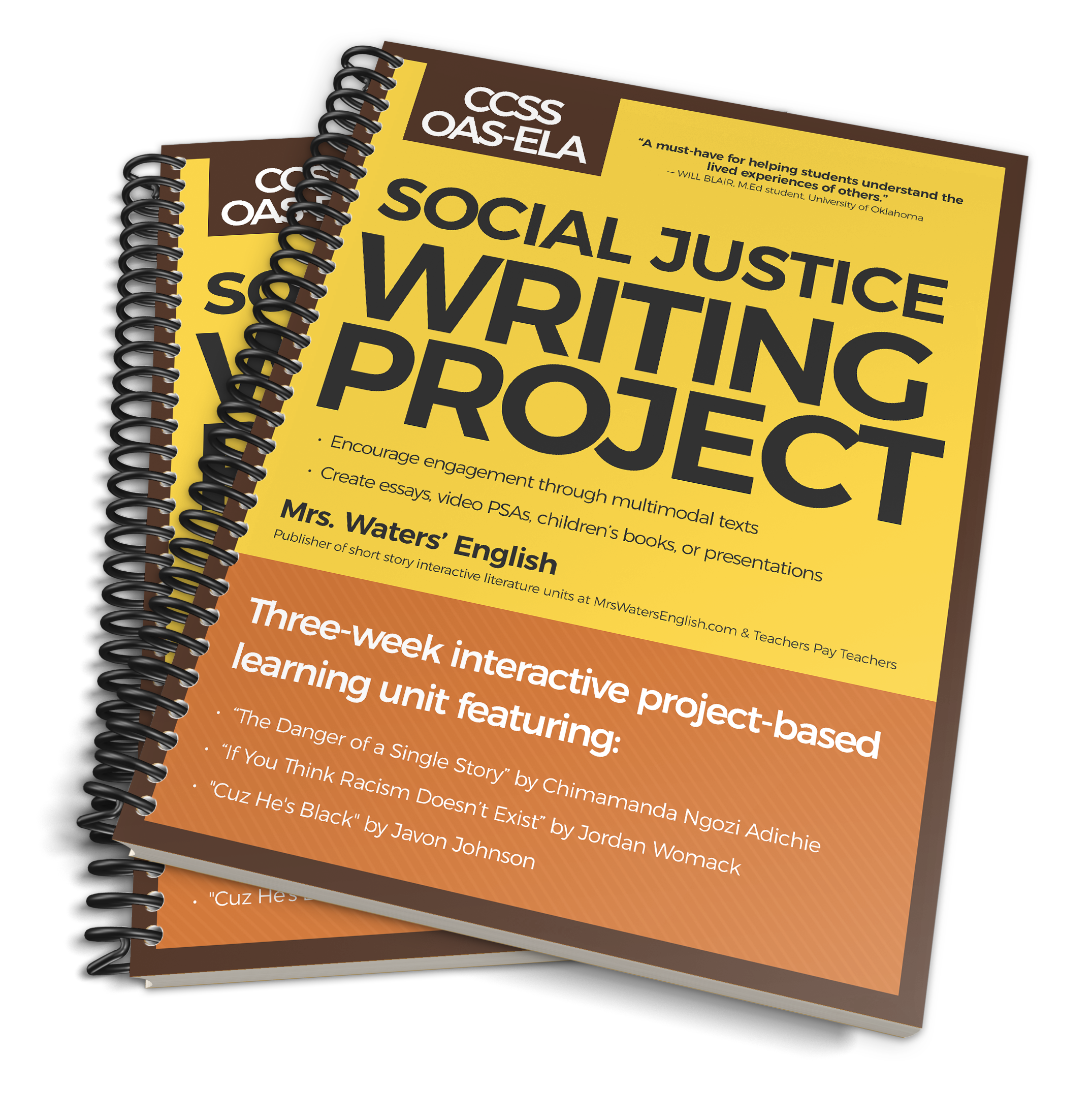 Amplify Student Voices Through Narrative and Argumentative Writing Projects