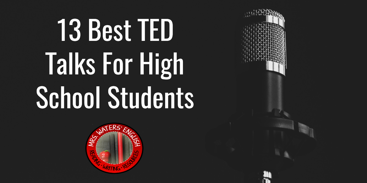 Best TED Talks High School
