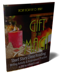 The Gift of the Magi Christmas Short Story Unit