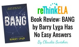 BANG by Barry Lyga Has No Easy Answers