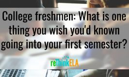 Going To College? Best Tips For A Successful Freshman Year From College Students And Professors