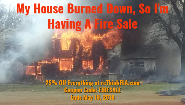 May 2018 Fire Sale