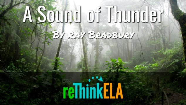 a sound of thunder promo