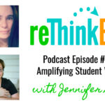 reThink ELA #007: Interview with Jennifer Dean