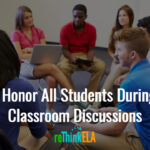 Difficult Classroom Discussions