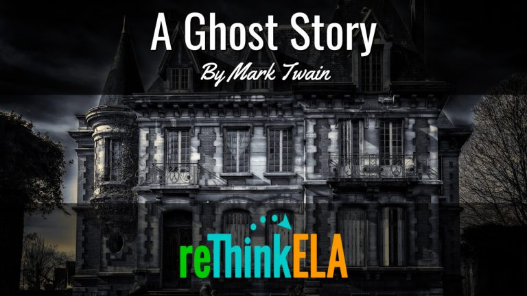 A Ghost Story by Mark Twain
