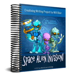 Space Alien Invasion Creative Writing Unit