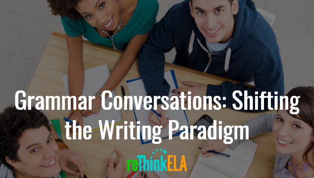 Grammar Conversations Article